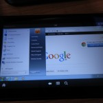 Kindle Fire - Win7 Start Menu